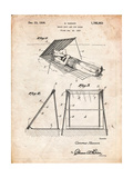 Beach Umbrella Patent 1929