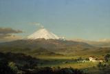 Cotopaxi, 1855