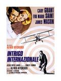 North by Northwest, (aka Intrigo Internazionale), 1959