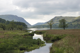 Buttermere in the Lake District National Park, Cumbria, England, United Kingdom, Europe