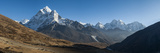 Ama Dablam and the Khumbu Valley, Himalayas, Nepal, Asia