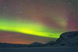 Arctic Circle, Lapland, Scandinavia, Sweden, Abisko National Park