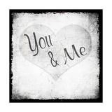 You Me BW