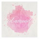Diamond Sky Pink