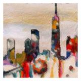 Abstract Skyline 2