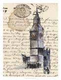 Postcards from Big Ben