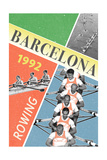 Barcelona Rowing 1992