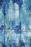 Blue Reflection Triptych II