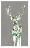 Solitary Deer II