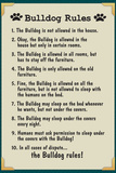 Bulldog House Rules