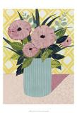 Retro Bouquet I