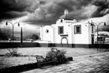 !Viva Mexico! B&W Collection - Traditional Mexican Church II