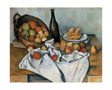 The Basket of Apples  c 1893