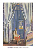The French Window at Nice Lithograph by Henri Matisse