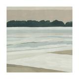 Coastal Lines IV Premium Giclee Print by Emma Scarvey
