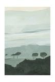 Blue Ridge Fog II Print by Emma Scarvey