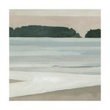Coastal Lines III Premium Giclee Print by Emma Scarvey