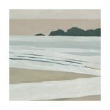 Coastal Lines I Premium Giclee Print by Emma Scarvey