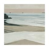 Coastal Lines II Premium Giclee Print by Emma Scarvey