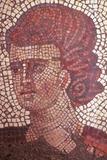 Byzantine Floor Mosaic in the Great Palace, Istanbul, 565 - 578 AD, (20th century) Valokuvavedos tekijänä Unknown,