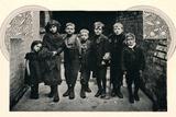 'A Group of the Aristocracy', 1901 Valokuvavedos tekijänä Unknown,