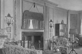 One side of the drawing room, house of Mrs WK Vanderbilt, New York, 1924 Valokuvavedos tekijänä Unknown,