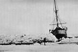 'Channel Astern of the Fram. June, 1895', (1897) Valokuvavedos tekijänä Unknown,