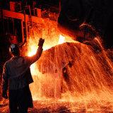 Compania de Acero Del Pacifico Steel Mill, Chile Impressão fotográfica por Bill Ray