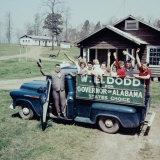 Alabama Politics: W.E. Dodd for Governor Photographic Print by Frank Scherschel