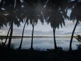 Cocos Islands Fotografisk trykk av John Dominis