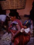 Central American Common Market Fotografisk trykk av John Dominis