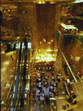 Trump Tower Atrium Photographic Print by Ted Thai
