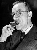 German-Born Us Writer Thomas Mann Photographic Print by Carl Mydans