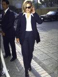 Actress Michelle Pfeiffer Lámina fotográfica prémium por Mirek Towski