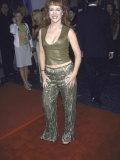 Comedian Kathy Griffin at Young Hollywood Awards Lámina fotográfica prémium por Mirek Towski