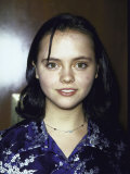 Actress Christina Ricci at Event Premium Photographic Print by Dave Allocca