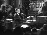 """Singer Jerry Lee Lewis Performing at Party for Film """"Great Balls of Fire,"""" Based on His Life Story Premium Photographic Print by David Mcgough"""