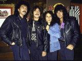 Members of Heavy Metal Rock Group, Black Sabbath Premium-Fotodruck