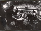 "Rock Group ""The Doors"" Performing at the Fillmore East Premium Photographic Print by Yale Joel"