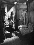 "Actress Millie Perkins, as Anne Frank in the Film ""The Diary of Anne Frank"" Impressão fotográfica premium por Ralph Crane"