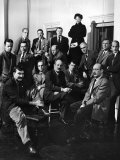 Group Portrait of American Abstract Expressionists, The Irascibles Reproduction photographique Premium
