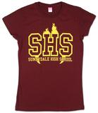 Women's: Buffy the Vampire Slayer - Full Sunnydale High T-Shirts