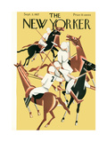 The New Yorker Cover - September 3, 1927 Premium Giclee Print by Theodore G. Haupt
