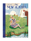 The New Yorker Cover - June 30, 1928 Giclee Print by Helen E. Hokinson