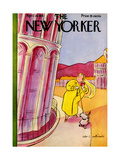 The New Yorker Cover - April 25, 1931 Giclee Print by Helen E. Hokinson