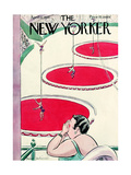 The New Yorker Cover - April 22, 1933 Giclee Print by Helen E. Hokinson