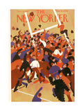 The New Yorker Cover - November 15, 1930 Premium Giclee Print by Theodore G. Haupt