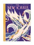 The New Yorker Cover - July 27, 1929 Premium Giclee Print by Theodore G. Haupt