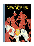 The New Yorker Cover - March 12, 1927 Premium Giclee Print by Carl Rose
