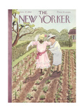 The New Yorker Cover - June 27, 1942 Giclee Print by Helen E. Hokinson